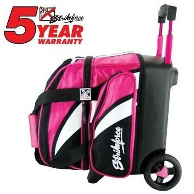 KR Cruiser Single 1 Ball Scooter Pink Bowling Bag