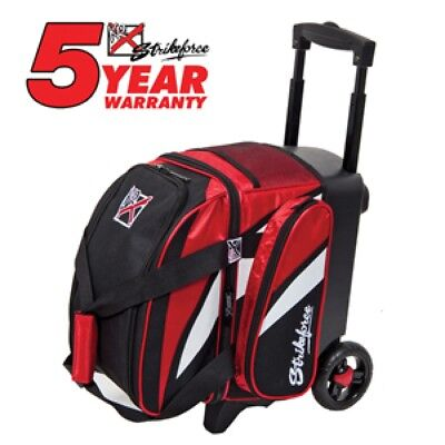KR Cruiser Single 1 Ball Scooter Red Bowling bag