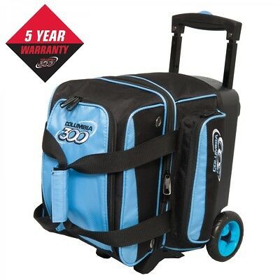 Columbia 300 Bowling Bag Icon 1 Ball Single Scooter Blue