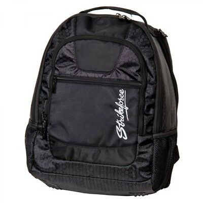 KR Backpack Plus Black Bowling Bag for Shoes and accessories