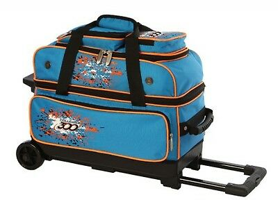 Columbia 300 Team 2 Ball Scooter Bowling Bag