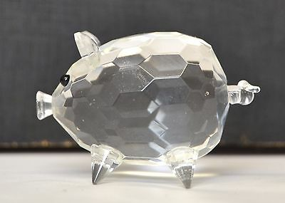 Crystal Collection Pig Figure - 2510