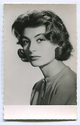 CPSM Anouk Aimée photo Sam Lévin RPPC Collection Kores 3 5 10 K 952