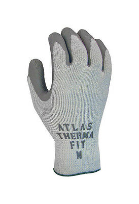 Atlas  Therma Fit  Gray  Universal  Small  Therma Fit  Cold Weather  Work Gloves