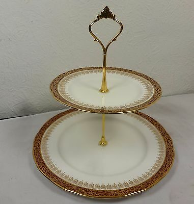 Duchess Winchester Two Tier Cake stand