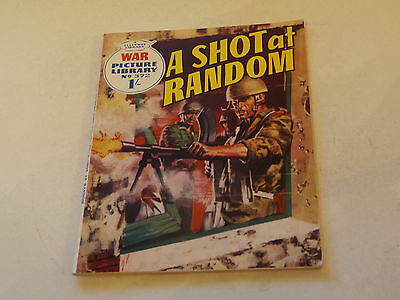 WAR PICTURE LIBRARY NO 372!,dated 1967!,V GOOD for age,great 50!YEAR OLD issue.