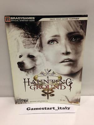 Haunting Ground Strategy Guide (Guida Strategica) In English