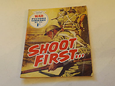 WAR PICTURE LIBRARY NO 426!,dated 1968!,V GOOD for age,great 49!YEAR OLD issue.