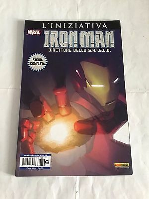 IRON MAN L'INIZIATIVA  IRON MAN e I VENDICATORI nr 89 MARVEL