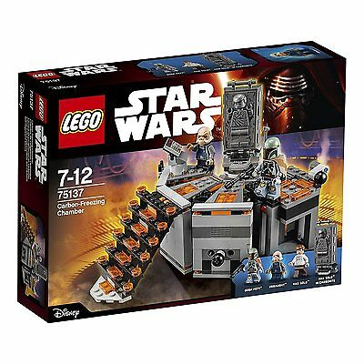 NEW LEGO Star Wars 75137 Carbon-Freezing Chamber