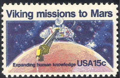 USA 1978 Space/Viking/Mars/Science/Spacecraft/Research/Transport 1v (n43438)