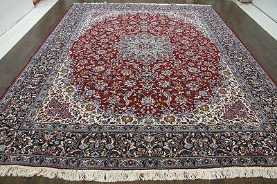 Persian Traditional Vintage Large  9.8 X 12.7 Area Rugs Oriental Rug Carpet