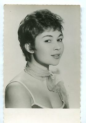CPSM Dany Carrel photo Sam Lévin RPPC Collection Kores 3 5 10 K 922