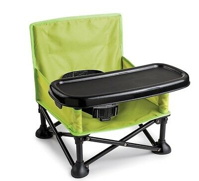 Baby Portable Feeding Seat Summer Infant Folding Booster Chair for Camping *