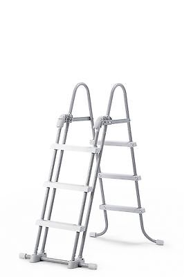 """INTEX Above Ground Swimming Pool Ladder w/ Removable Steps - 36""""- 42"""" 