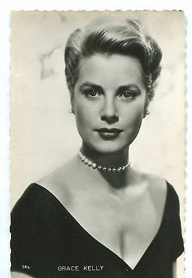 CPSM Grace Kelly photo Paramount RPPC Collection Kores 22G 584