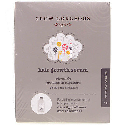 Grow Gorgeous Hair Growth Serum 60ml Thickening & Lengthening Treatment Drops