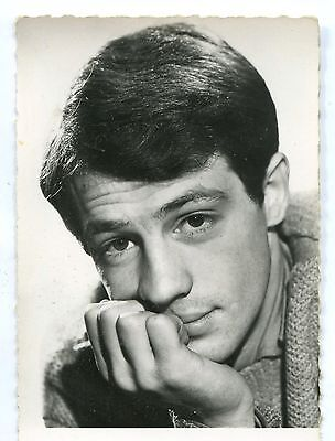 CPSM Jean-Paul Belmondo photo studio Vallois RPPC Collection Kores 1034