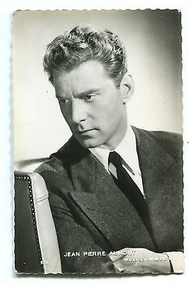 CPSM Jean-Pierre Aumont photo MGM 1953 RPPC Collection Kores 226 22G