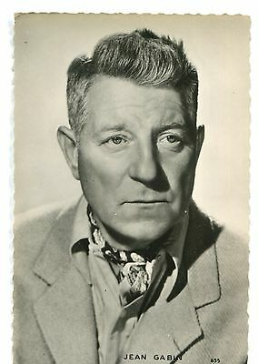 CPSM Jean Gabin photo Sam Lévin RPPC Collection Kores 22G 695