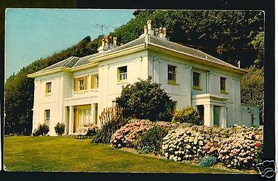 HOI Early Postcard, Mount Cleves House, Niton, Isle of Wight
