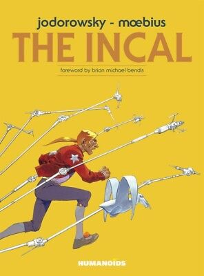 The Incal (Hardcover), Alexandro Jodorowsky, 9781594650932