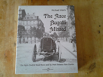 The Race Bugatti Missed  - Michael Ulrich