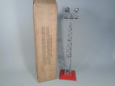 Lionel 92 Floodlight Tower Late Gray Ob #x3067