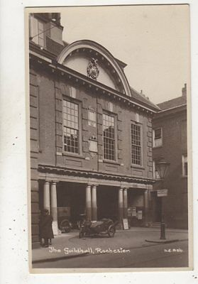 The Guildhall Rochester Kent Vintage RP Postcard