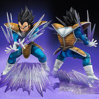 Dragon Ball Z Model Super Saiyan Frozen Vegeta Figurine DBZ Anime Figure Toys