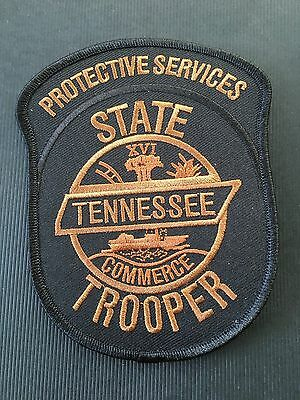 Tennessee State Trooper Protective Services Police  Shoulder Patch