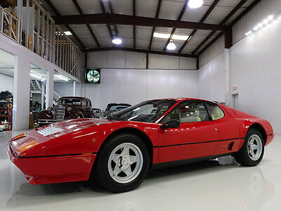 1984 Ferrari Other 512BBi | Only 4,945 Miles | Multi-Show Winner 1984 Ferrari 512BBi | 1 of only 141 1984 models built | 1 of the last 15 built!