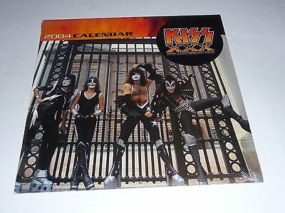 Kiss - 2004 Calendar (Danilo) SEALED