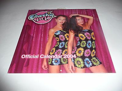 Cheeky Girls - Official 2004 Calendar SEALED