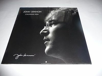 John Lennon - 2004 Calendar SEALED