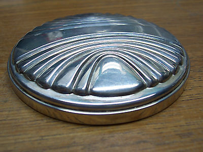 Old/Vintage Towle .925 Sterling Silver Compact/Purse/Hand Vanity Mirror Lot#J38