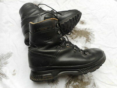 HANWAG HAN WAG original MOUNTAIN COMBAT BOOTS UK 10.5 10 1/2 goretex WATERPROOF