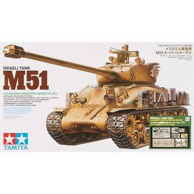 NEW Tamiya 1/35 Israeli Tank M51 w/Photo Etched Parts 25180