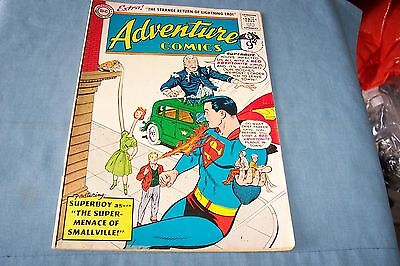 Dc  Adventure Comics 308 First Lightning Lass