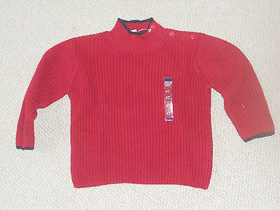 Boys CHILDRENS PLACE Crewneck Sweater, Size 4T, NWT