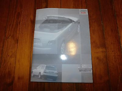 2003 A4 Cabriolet 2002 Audi A4 Avant Tt Press Kit W Cd