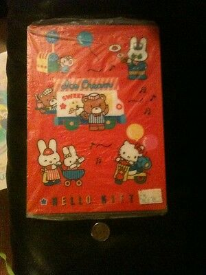 Vintage Sanrio Hello Kitty Dry Erase Board 1976 New In Package