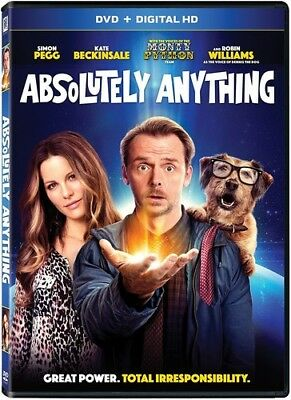 Absolutely Anything [New DVD] Ac-3/Dolby Digital, Digitally Mastered In Hd, Do