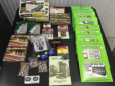 Everything you need to build a complete train set layout $2970