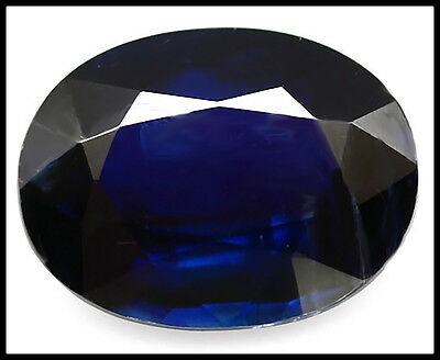 Buy It Now!!! Valuable Rare 2.01 Untreated Nepal Azure Blue Kyanite Oval