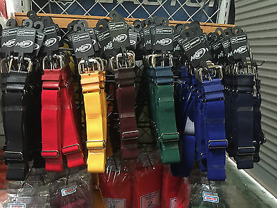 Baseball Softball Adjustable Belt - Lots of colours