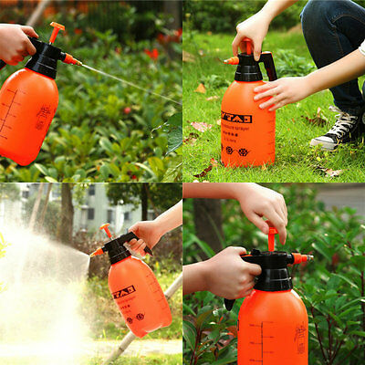 3L Litre Pneumatic High Pressure Sprayer Spray Bottle Watering Plants Weed Tools