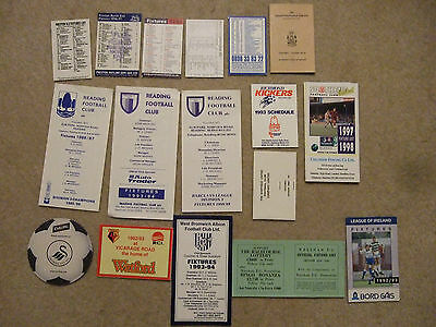 fixture card reading 88/9