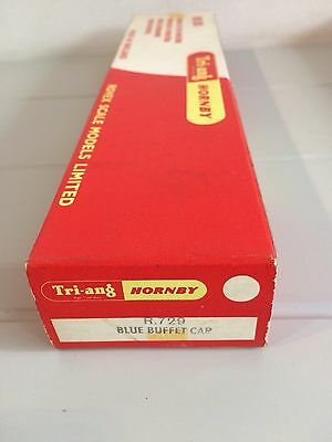 Triang Railways R729 Buffet Car Empty Box