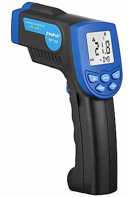 Holdpeak 320 Non-contact Digital Laser IR Infrared Thermometer, - 30 - 320°C,